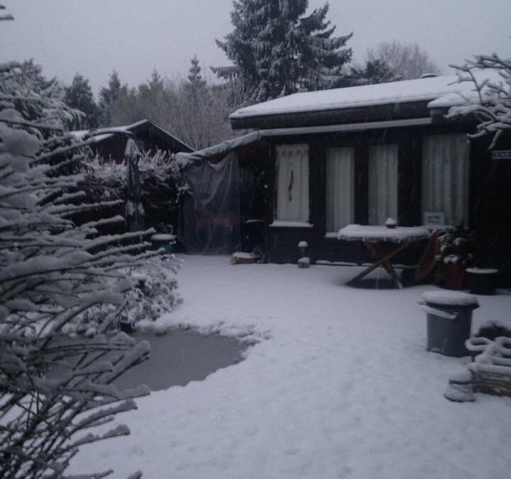 Winterbewoning